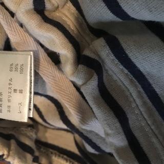 ゴムボーダースカート - 子供用品