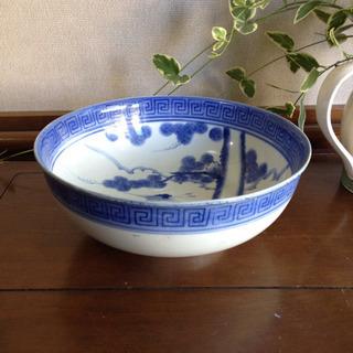 骨董品?  古い和食器 大皿 鉢