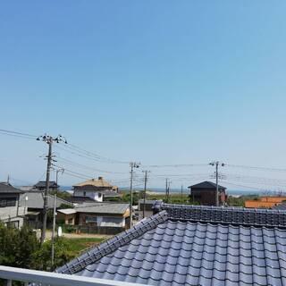 九十九里、屋上から海が見えます - 匝瑳市