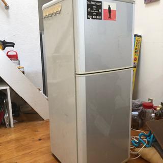 SHARP(シャープ)冷凍冷蔵庫 SJ-14H-H
