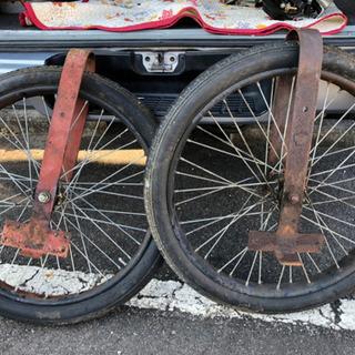 リヤカー ブラケット タイヤ セット