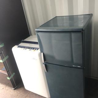 冷蔵庫 洗濯機 家電2点セットTOSHIBA Panasonic