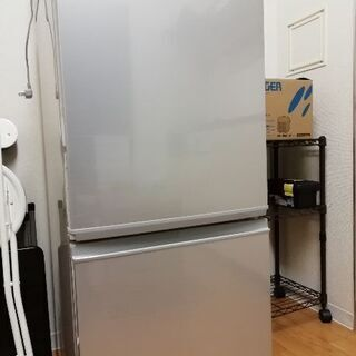 冷蔵庫(シャープ未使用品)