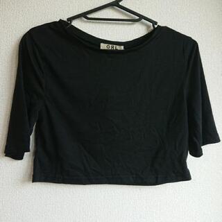 黒Tシャツ[新品]