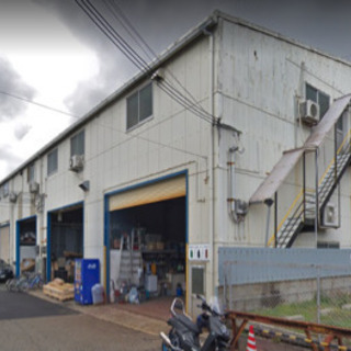 貸工場事務所付き♫メゾネット タイプ♫天井高アリ♫