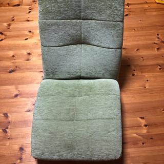 シングルソファ 座椅子 リクライニング