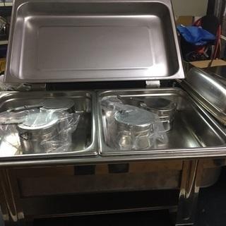 料理 保温器 アルコールランプ式