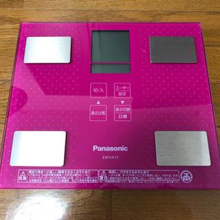 Panasonic 体組成計(体重計) EW-FA13
