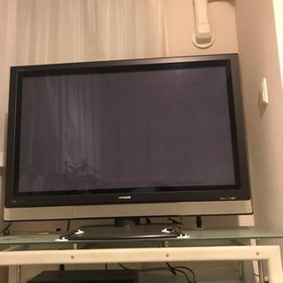 (調整中)日立製ハイビジョンプラズマテレビ 格安譲渡