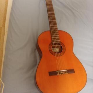 クラシックギター ケース、チューナー付き