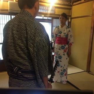 2019年7月関西時代劇ワークショップ - 日本文化