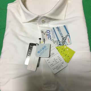 未使用men's 半袖ポロシャツ白 L