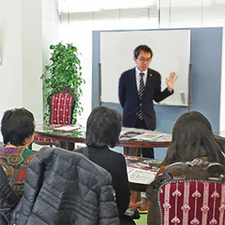阪南セレモ平安見学会 - セミナー
