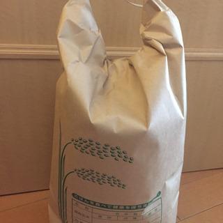 福井県産コシヒカリ古米5kg(玄米)平成29年産、精米して渡せます
