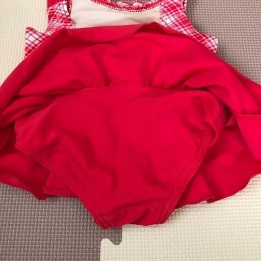 a8a47fe98cf 500【used】90 女児ワンピース水着 (*ころすけ*) 桑名のベビー用品 ...