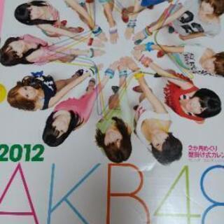 AKB48 2012 カレンダーBOX