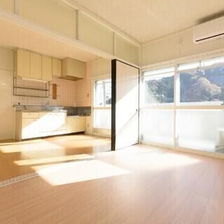 【初期費用ゼロで登場】掛川市、綺麗にリノベされた3DKですよ♪【保...
