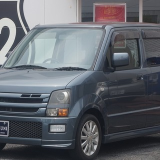 ⭐ターボ⭐🚗自社ローン専門店🚗AZ-ワゴン 2WD RR-DI グレー