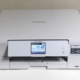 ブラザー インクジェットプリンター DCP-J562N #PC#家電
