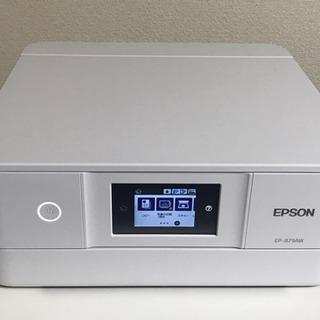 エプソン カラリオプリンター EP-879AW #PC#家電