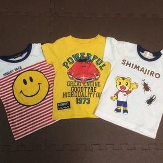 サイズ95  Tシャツ それぞれ着用頻度5回以下の美品です。