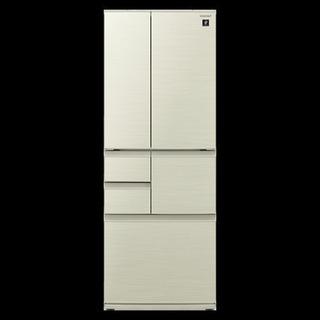 105、シャープ冷蔵庫、502L、送料無料、税込み価格