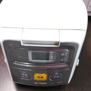 [炊飯器タイガー2015]⁑リサイクルショップヘルプ