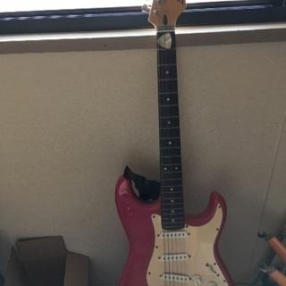 ギターとアンプセット