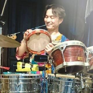 ドラム、パーカッション教室
