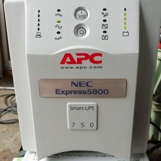値下げ!早い者勝ち♪NEC 無停電電源装置(UPS) N8180...