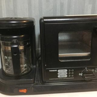 オーブントースター&コーヒーメーカーCM-4656型