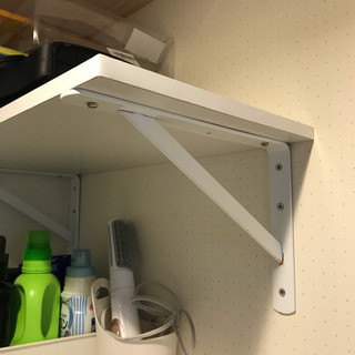DIY 棚ブラケット 5本