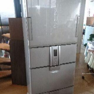 SHARP 415L冷蔵庫 2008年製