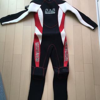 決定しました★メンズ Lサイズ ダイビング用 ウェットスーツ
