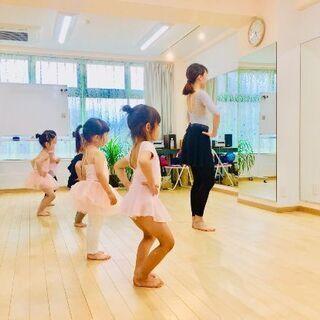 生徒募集!つつじヶ丘のバレエ教室
