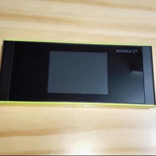WiMAX w05*ポケットワイファイ*