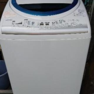 乾燥機付洗濯機(中古)
