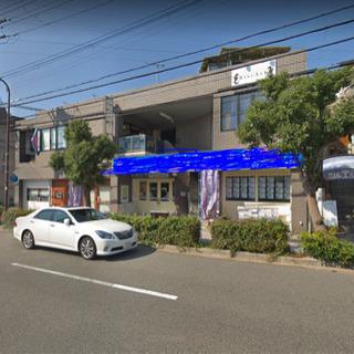 朝霧駅3分♫ロードサイド希少1階♫事務所使用居抜き物件♫飲食店も可能♫