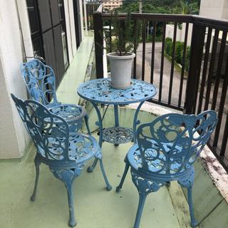 ガーデン テーブル