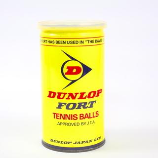 【新品未開封】DUNLOPテニスボール 2個入り