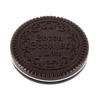 クッキー型 コンパクトミラー