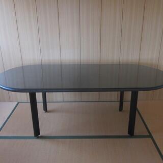 楕円形 テーブル
