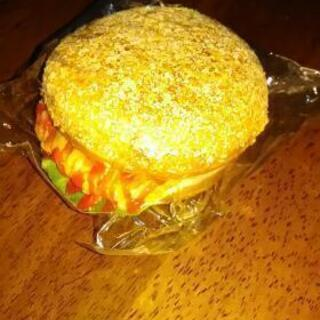 スクイーズ ハンバーガー