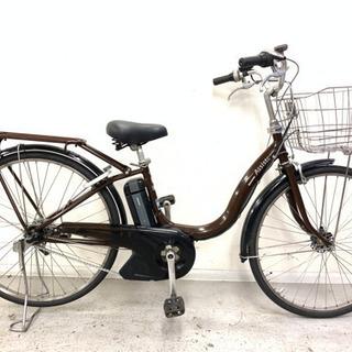 新基準 ブリジストンアシスタ6.6Ahリチウム電動自転車中古