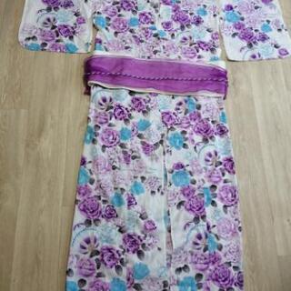 浴衣 帯 兵児帯 帯飾り セット