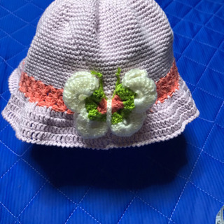 子供帽子ハンドメイド