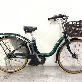 新基準ヤマハパスナチュラ8.1Ah電動自転車中古