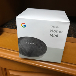 新品!未使用!Google Home Mini