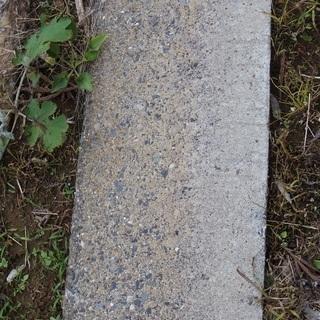 コンクリート敷石 畦畔ブロック ケイハンブロック  一枚の価格 ...