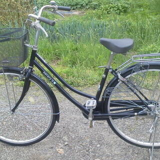 自転車 serafy S 27インチ 黒